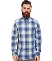 Ben Sherman - Long Sleeve Poplin Ombre Check