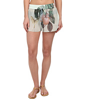 Ted Baker - Abbly Distinguished Rose Print Short