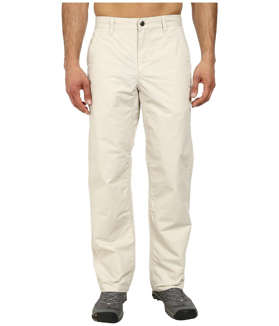 Mountain Khakis Poplin Pant (Oatmeal) Men