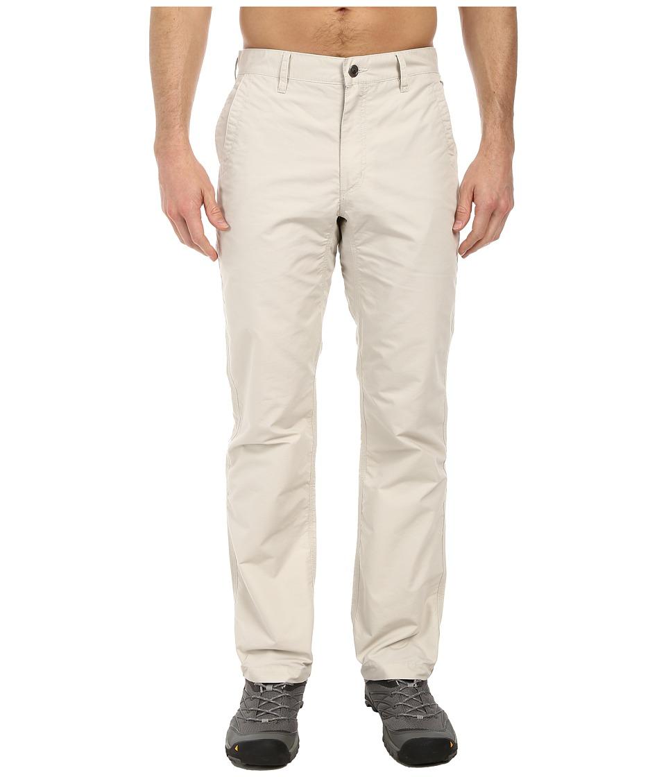 Mountain Khakis Slim Fit Poplin Pant (Oatmeal) Men
