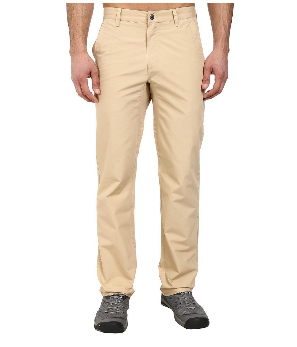 Mountain Khakis Slim Fit Poplin Pant (Khaki) Men
