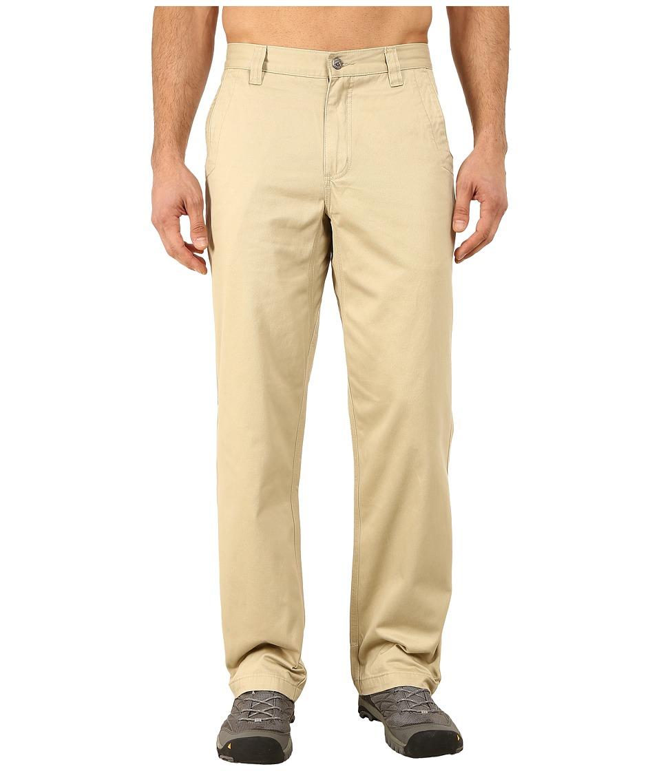 Mountain Khakis - Teton Twill Pant (Sand) Mens Casual Pants