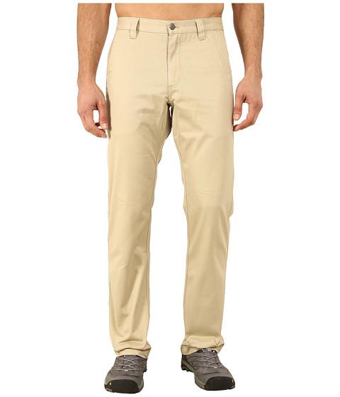 Mountain Khakis Slim Fit Teton Twill Pant - Sand