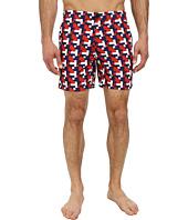 Ben Sherman - Geometric Print Swimwear