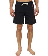 Ben Sherman - Logo Print Swimwear