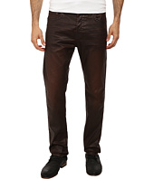 True Religion - Dean Relaxed Tapered No Flap Leather Like
