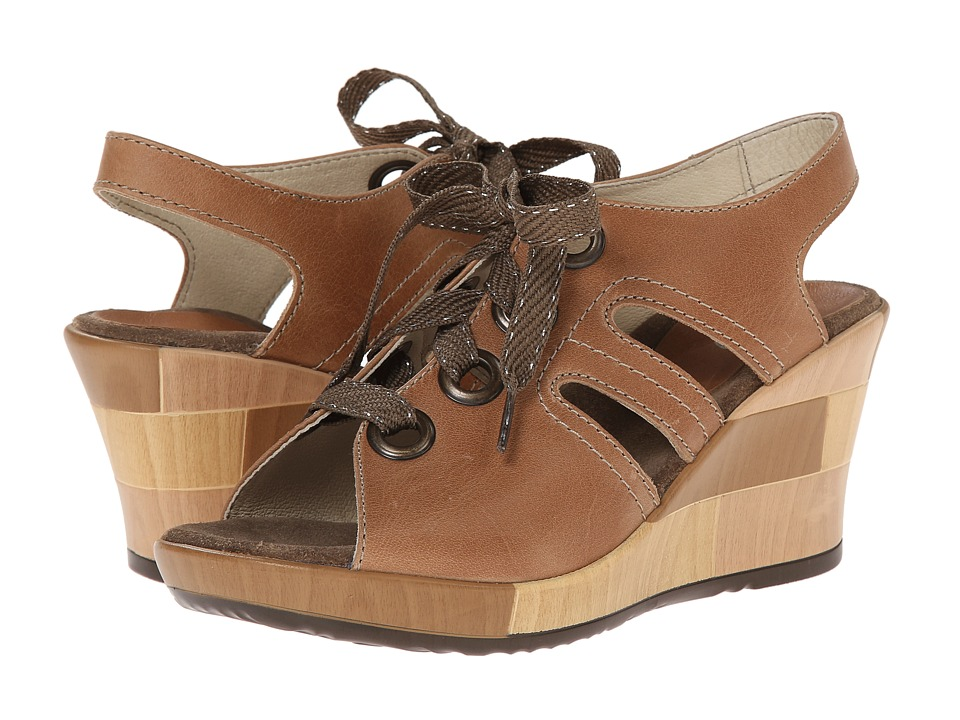 Wolky Gloriosa Nude Womens Sandals
