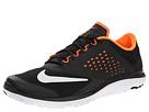 Nike FS Lite Run 2 (Black/Total Orange/White)