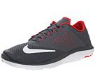 Nike FS Lite Run 2 (Dark Grey/University Red/White)