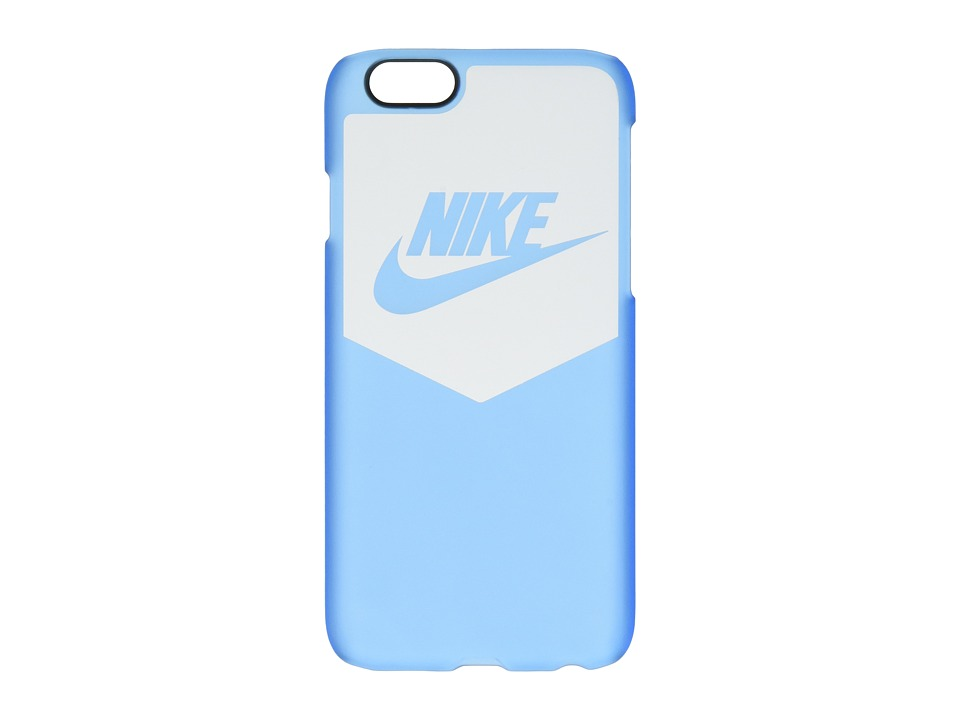 Nike - Heritage Cell Phone Case (White/University Blue) Cell Phone Case