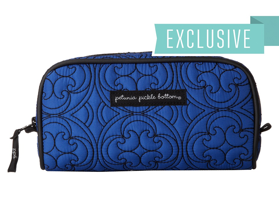 petunia pickle bottom - Powder Room Case (Westminster Stop) Cosmetic Case