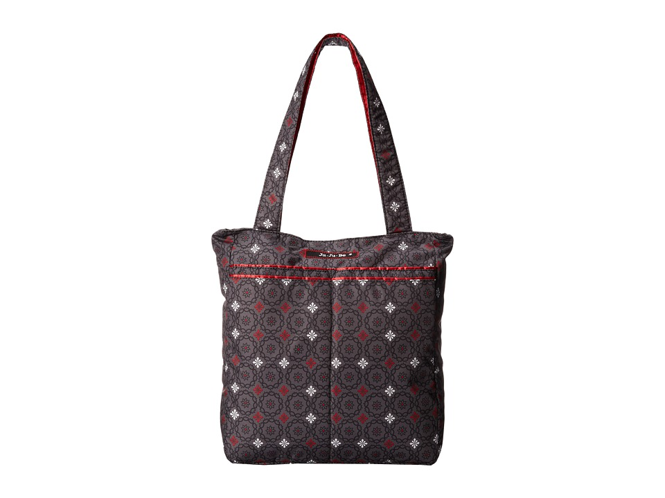 Ju Ju Be Be Light Magic Merlot Tote Handbags
