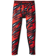 Under Armour Kids - Heatgear® Armour Printed Fitted Legging (Big Kids)
