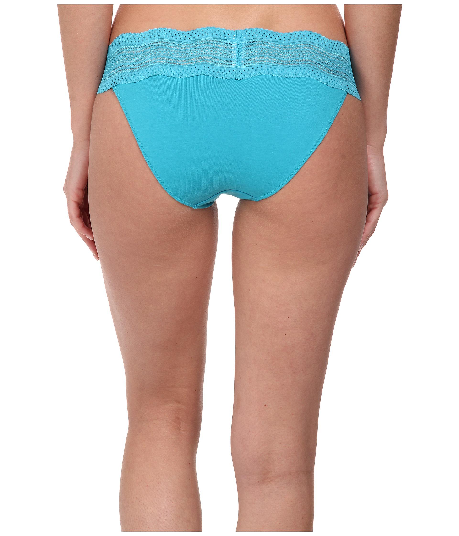cosabella dolce lowrider bikini babylon blue   zappos   free shipping both ways