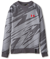 Under Armour Kids - Rival Fleece Crew Top (Big Kids)