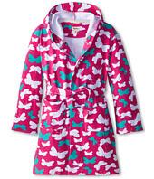 Hatley Kids - Graphic Butterflies Towel Robe (Toddler/Little Kids/Big Kids)