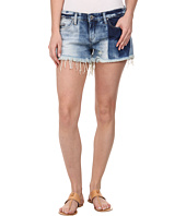 Blank NYC - Denim Block Cut Off Short in Val-Party