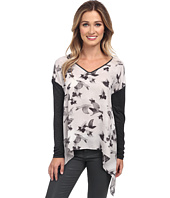 kensie - Painted Birds Top