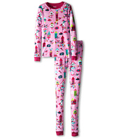 Hatley Kids - Bird Houses PJ Set (Toddler/Little Kids/Big Kids)