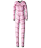 Hatley Kids - Heart Stripes Union Suit (Toddler/Little Kids/Big Kids)