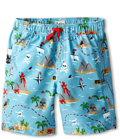 Hatley Kids - Treasure Island Swim Trunk (Toddler/Little Kids/Big Kids)