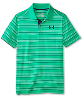 Under Armour Kids - Tempo Stripe Polo Top (Big Kids)