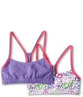 Jockey Kids - Crop Top with Racerback 2-Pack (Big Kids)