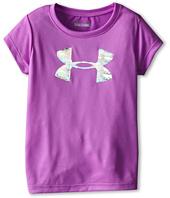 Under Armour Kids - Iridescent Big Logo Tee (Little Kids)