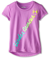 Under Armour Kids - Script Sash Hi Lo S/S Tee (Little Kids)