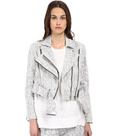 HELMUT LANG - Lightning Wash Biker Jacket