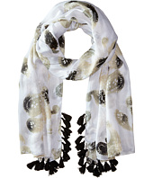 Michael Stars - Faded Paisley Scarf