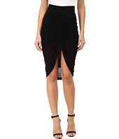 HELMUT LANG - Viscose Film Skirt
