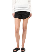HELMUT LANG - Kiln Leather Mesh Short