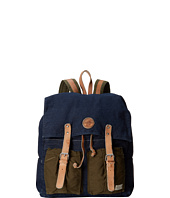 Scotch & Soda - Denim Leather Backpack