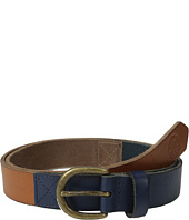 Scotch & Soda - Two-Tone Leather Belt