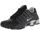 Nike Shox NZ EU (Black/Anthracite/Metallic Silver/Reflective Silver)