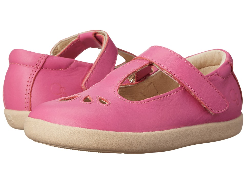 Old Soles Petals Toddler/Little Kid Fuchsia Girls Shoes