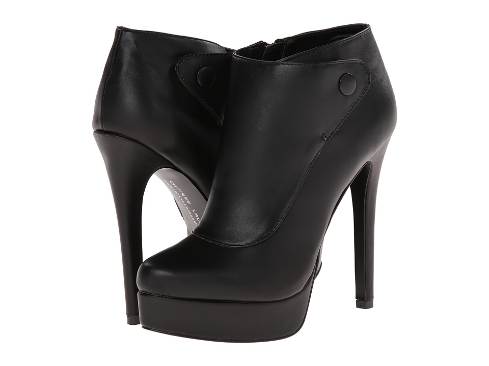 Shop Chinese Laundry online and buy Chinese Laundry Loyal Black Soft Calf High Heels online