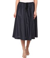 Adrianna Papell - Flare Skirt w/ Drawstring