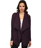 kensie - Chubby Tweed Boucle Cardigan
