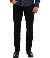 Hudson - Blake Slim Straight in Raw Black