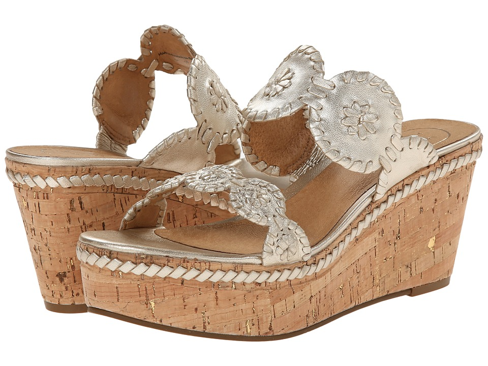 Jack Rogers - Leigh