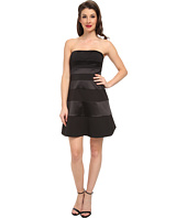 Jessica Simpson - Strapless Fit and Flare Panel Dress