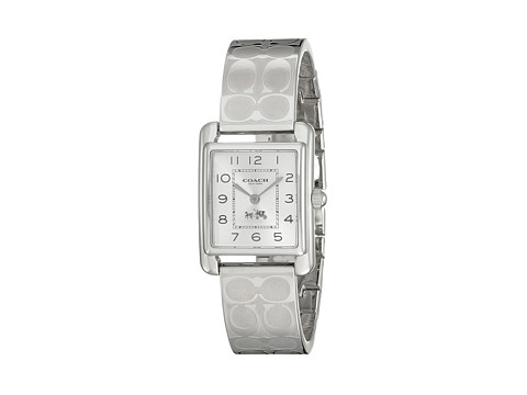 COACH Page Bangle Watch