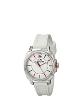 COACH - Boyfriend Small 34mm Rubber Strap Watch