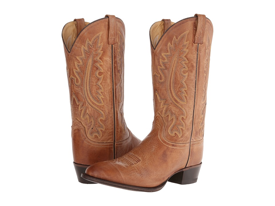 Old West Boots 5229 Tan Canyon Cowboy Boots