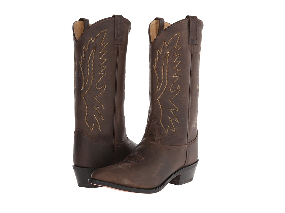 Old West Boots OW2051 Apache Cowboy Boots