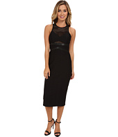 ABS Allen Schwartz - Stretch Ottoman T-Length Bodycon Dress