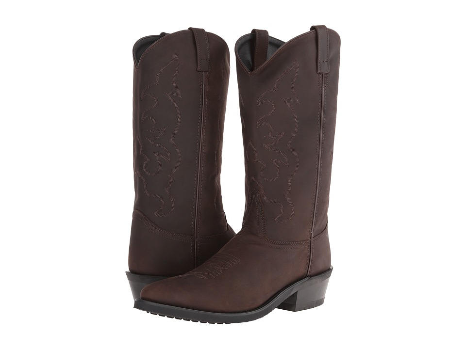 Old West Boots TBM3051 Distress Cowboy Boots