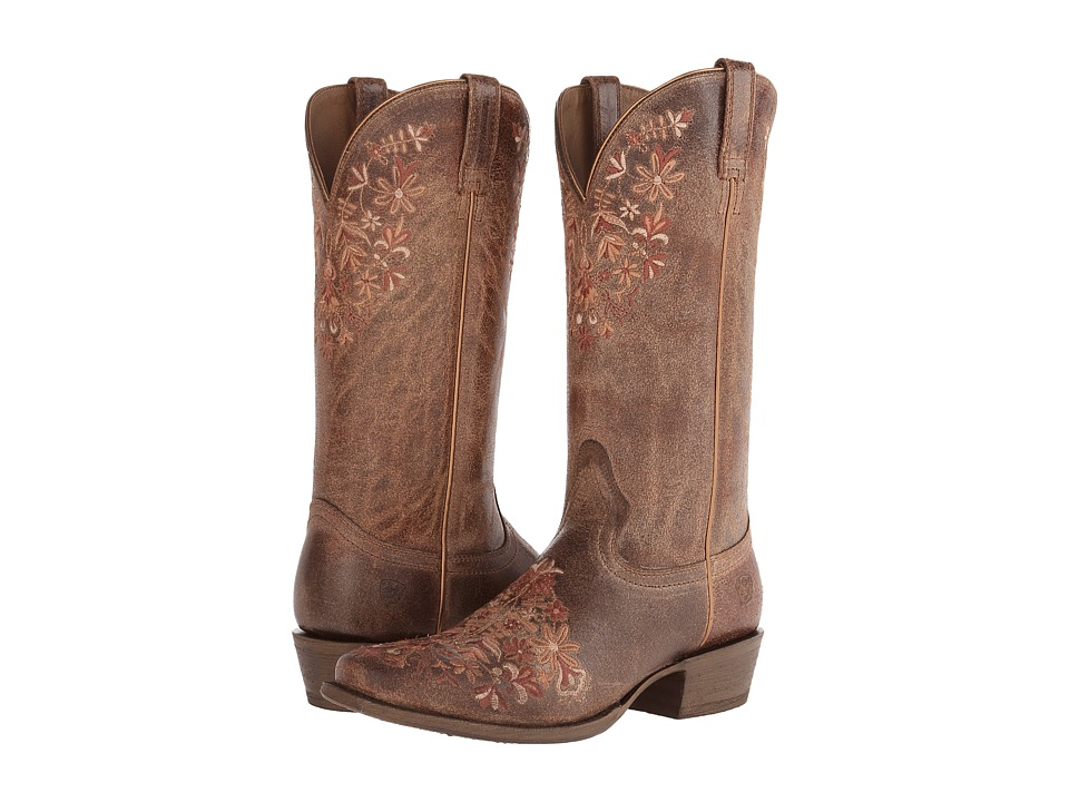 Ariat Ardent (Terra Brown) Cowboy Boots